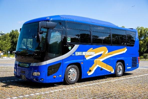 27人乗り 中型サロンバス(2列回転シート)